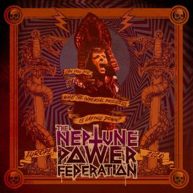 """THE NEPTUNE POWER FEDERATION: neues Cover-EP """"Can You Dig – Europe 2020"""" als Entschädigung"""