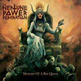 "THE NEPTUNE POWER FEDERATION: neuer Song vom ""Memoirs of a Rat Queen""-Album"