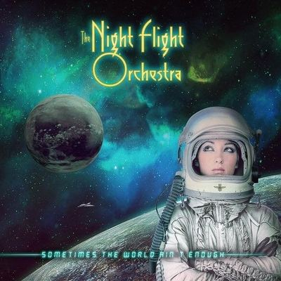 "THE NIGHT FLIGHT ORCHESTRA: Video vom ""Sometimes the World Ain´t Enough"" Album"