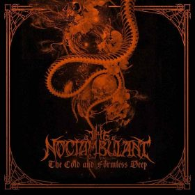 "THE NOCTAMBULANT: Lyric-Video vom ""The Cold and Formless Deep"" Album"
