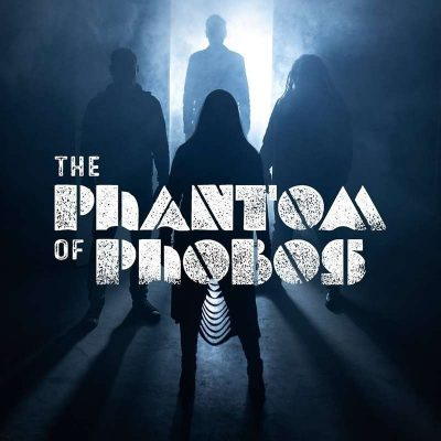"THE PHANTOM OF PHOBOS: Neue Doppel-CD ""From A Dead Channel / The Uninvited"""
