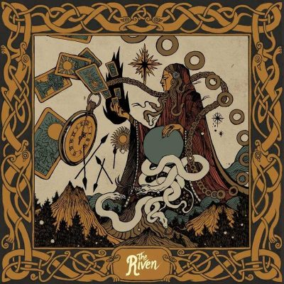 "THE RIVEN: debütieren mit Heavy Blues Rock-Album ""The Riven"""