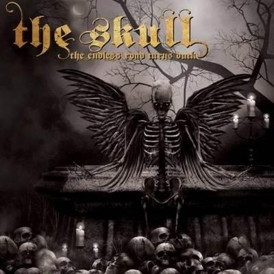 "THE SKULL: Lyric-Video vom ""The Endless Road Turns Dark"" Album"