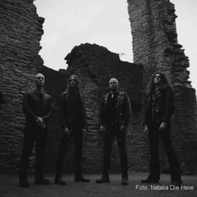 """THE SPIRIT: erster Track vom neuen Black / Death Album """"Cosmic Terror"""""""