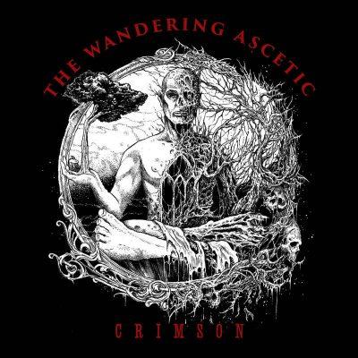"""THE WANDERING ASCETIC: Erstes Album """"Crimson"""" von RUDRA-Musikern"""