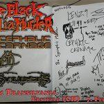 THE BLACK DAHLIA MURDER, CEPHALIC CARNAGE, PSYCROPTIC, SYLOSIS: Transilvania, CH-Erstfeld, 07.02.2009