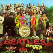 THE BEATLES: Sgt. Pepper´s Lonely Hearts Club Band [2LP-Vinyl][Re-Release]