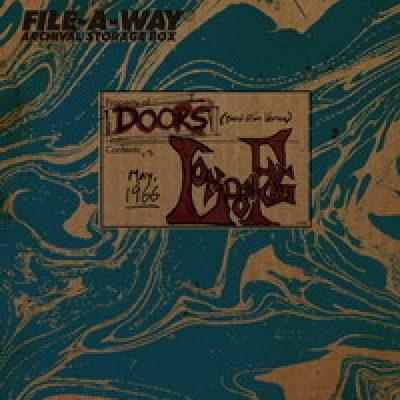 "THE DOORS: unveröffentlichtes Live-Material ""London Fog 1966"""
