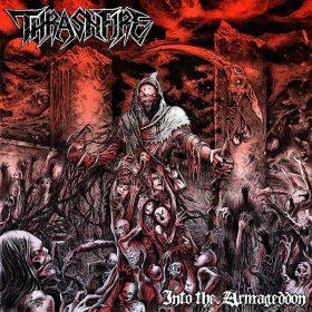 """THRASHFIRE: Track vom neuen Thrash Album """"Into the Armageddon"""" aus der Türkei"""