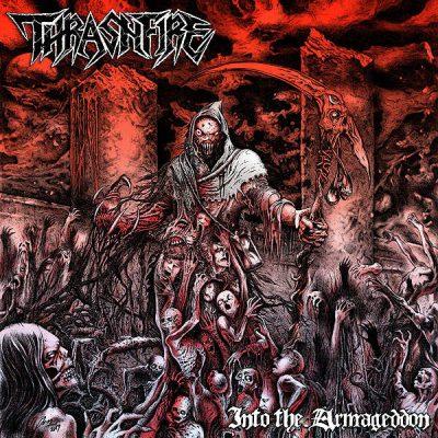 """THRASHFIRE: Video vom neuen Thrash Album """"Into the Armageddon"""" aus der Türkei"""