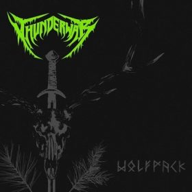 "THUNDERWAR: Lyric-Video von der ""Wolfpack"" EP"