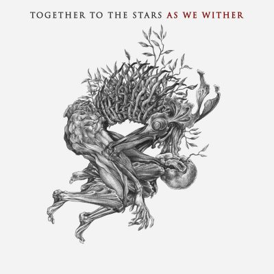 """TOGETHER TO THE STARS: streamen kommendes Post-Black Metal Album """"As We Wither"""""""