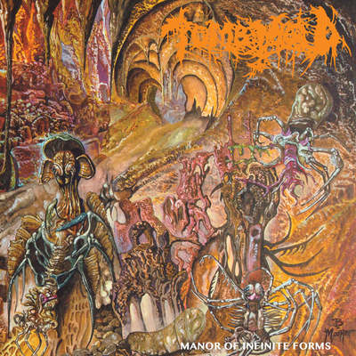 "TOMB MOLD: Track vom ""Manor Of Infinite Forms"" Album"