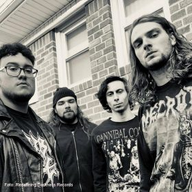 """TOMBSTONER: neue Death Metal EP """"Descent to Madness"""" aus New York"""