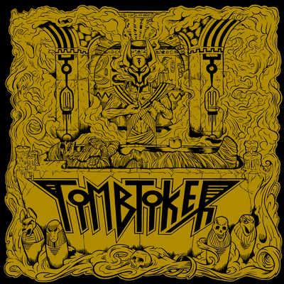 "TOMBTOKER: debütieren mit ""Coffin Texts"" EP"