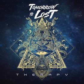 "TOMORROW IS LOST: neues Modern Rock / Alternative Metal Album ""Therapy"""