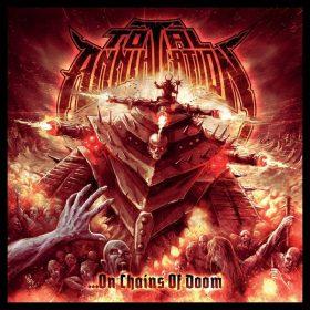 """TOTAL ANNIHILATION: kündigen neues Thrash / Death Album """"…On Chains Of Doom"""" an"""