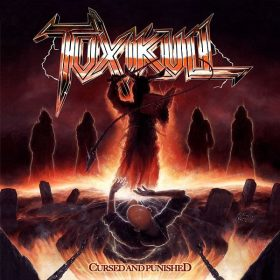 "TOXIKULL: Track vom neuen Heavy / Thrash Album ""Cursed and Punished"""