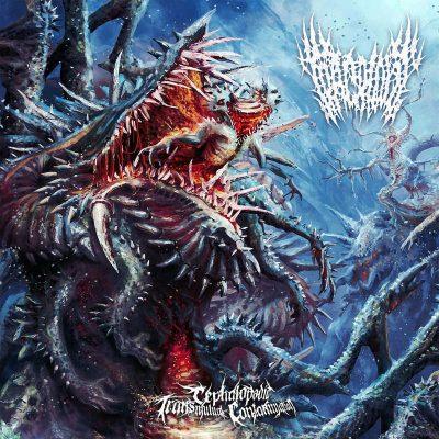 "TRACRIOMY: Neues Brutal Death Album ""Cephalopodic Transmutual Contamination"""