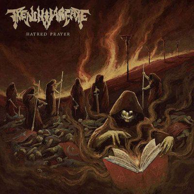 """TRENCH WARFARE: Titeltrack vom Black / Death Album """"Hatred Prayer"""" online"""