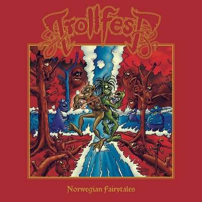 "TROLLFEST: Lyric-Video vom ""Norwegian Fairytales"" Album"