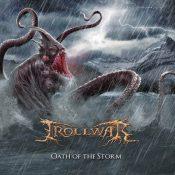 "TROLLWAR: Neues Album ""Oath of the Storm"""