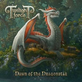 "TWILIGHT FORCE: dritter Song von ""Dawn of the Dragonstar"""