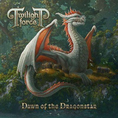 "TWILIGHT FORCE: dritter Song von ""Dawn of the Dragonstar"""