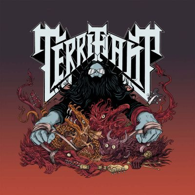 "TERRIFIANT: neues NWOBHM / Speed Metal Album ""Terrifiant"" aus Belgien"