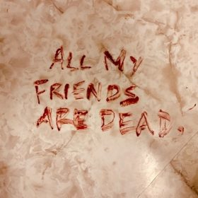 "THE AMITY AFFLICTION: neuer Song ""All My Friends Are Dead"""