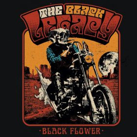 "THE BLACK LEGACY: Debütalbum ""Black Flower"" im April"