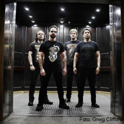 """THE BLEEDING: Lyric-Video vom neuen Thrash / Death Album """"Morbid Prophecy"""""""