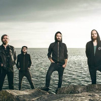 THE OCEAN COLLECTIVE: Europatour mit DOWNFALL OF GAIA