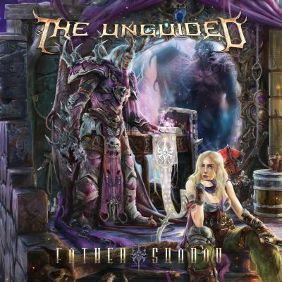 "THE UNGUIDED: dritter Song vom neuen Album ""Father Shadow"""