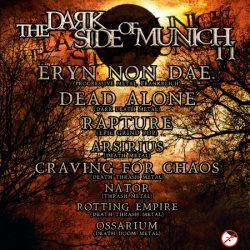 THE DARK SIDE OF MUNICH II – Die Bands