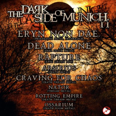 THE DARK SIDE OF MUNICH II – Die Bands