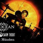 THE OCEAN und FACING THE SWARM THOUGHT im Hansa 39 München, 8. Juni 2010