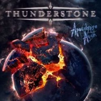 "THUNDERSTONE: Lyric-Video zu ""Veterans of the Apocalypse"""