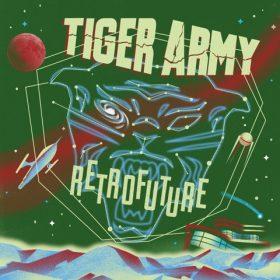 """TIGER ARMY: neues Album """"Retrofuture"""" & Tour mit GRAVE PLEASURES"""