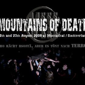 MOUNTAINS OF DEATH 2008: Der Festivalbericht