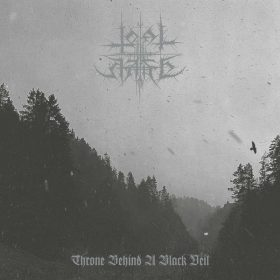 "TOTAL HATE: Neues Black Metal Album ""Throne Behind A Black Veil"" aus Nürnberg"