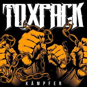 """TOXPACK: neues Album """"Kämpfer"""""""