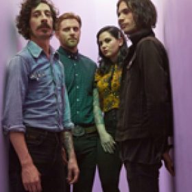 "TURBOWOLF: neues Album ""Two Hands"""