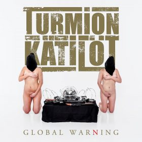"TURMION KÄTILÖT: Video vom neuen Industrial Metal Album ""Global Warning"""