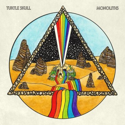 "TURTLE SKULL: neues Psychedelic Rock-Album ""Monoliths"" im August"
