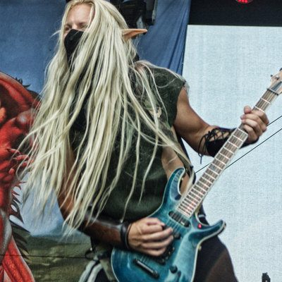 """DRAGONFORCE """"Reaching Into Infinity""""-Tour, TWILIGHT FORCE"""