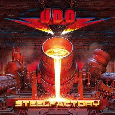 "U.D.O.: Lyric-Video vom ""Steelfactory"" Album"