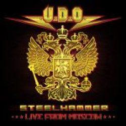 """U.D.O.: """"Steelhammer – Live From Moscow"""" erscheint im Mai 2014"""