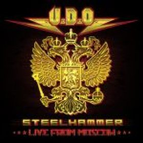 "U.D.O.: Video von ""Steelhammer – Live From Moscow"" online"