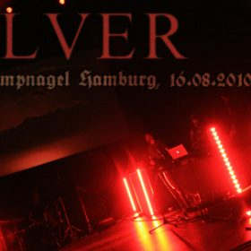ULVER: Hamburg, Kampnagel, 16.08.2010